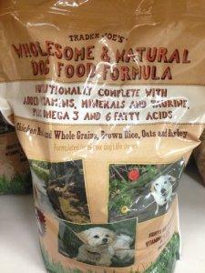 Trader Joe's natural brand