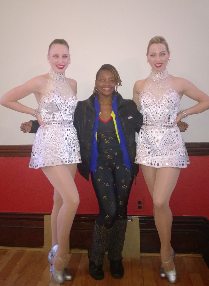 CROWNHEIGHTSMOM KICKS IT UP WITH THE ROCKETTES AND IT'S SPECTACULAR …by Debra LewisBoothman