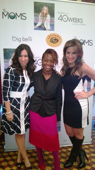 Crownheightsmom catches up with the MOMS co-creators Denise and  Melissa