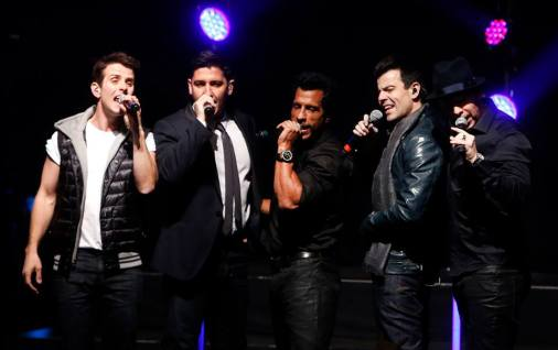NKOTB takes over NYC Gramercy Theater for Cottonelle #GoCommando launch concert