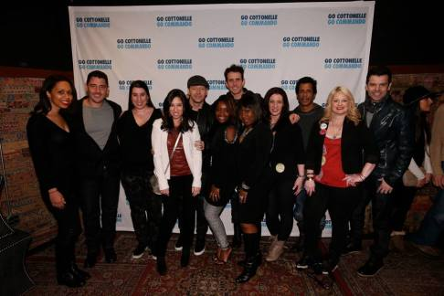 Crownheightsmom gets to hang tough with  NKOTB at Gramercy Theater