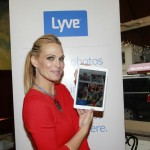 Sims uses LYVE to keep her photos and videos together