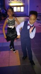 The happy dance