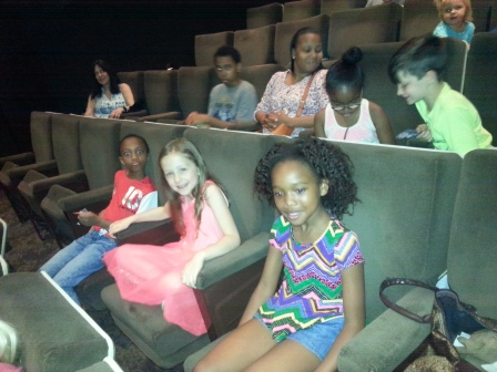 """Screeing Pixar's 'Inside Out"""" at  NYC's Dolby Screening Room"""