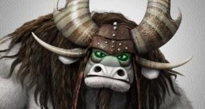 Warrior Kai from the Spirit World