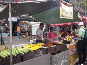9th aveenue international food festival/crownheightsmom